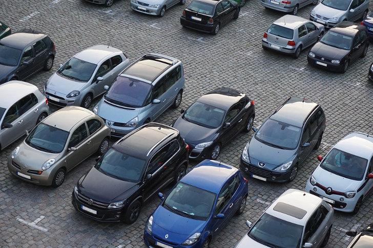 EasyPark parkeertegoed