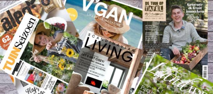 Zomeractie: alle magazines € 14,95