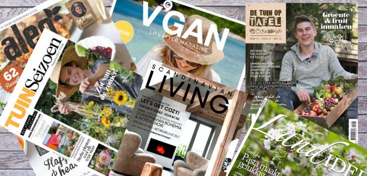 Zomeractie: magazines