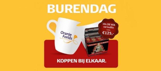 Maak kans op 10x Douwe Egberts blik vol koffie