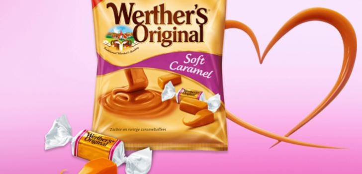 Werther's Original Cashback actie