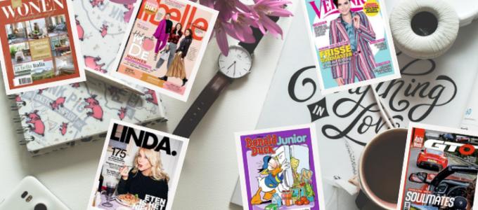 Jouw favoriete magazine(s) nu extra voordelig + € 5 korting