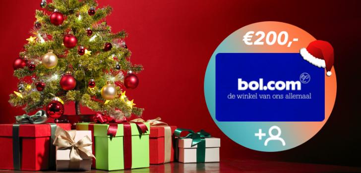 Kerstcadeau bol.com