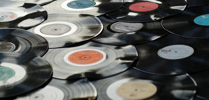 Vinyl muziek