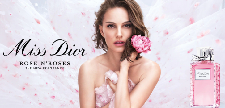 Miss Dior proefje