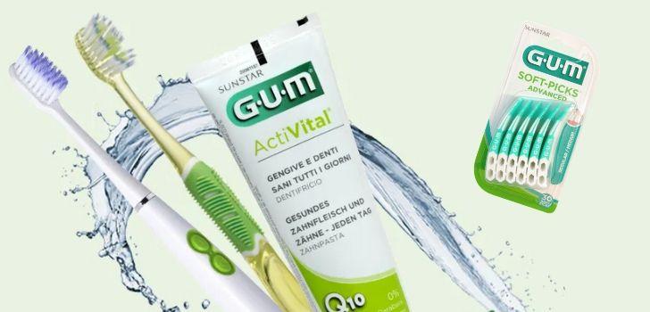 GUM tandpasta