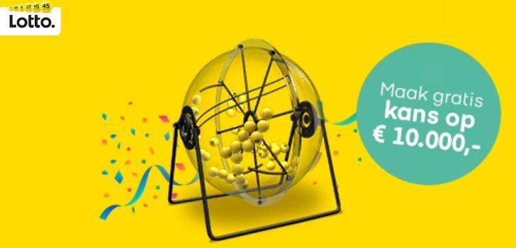 Lotto Ballenmachine