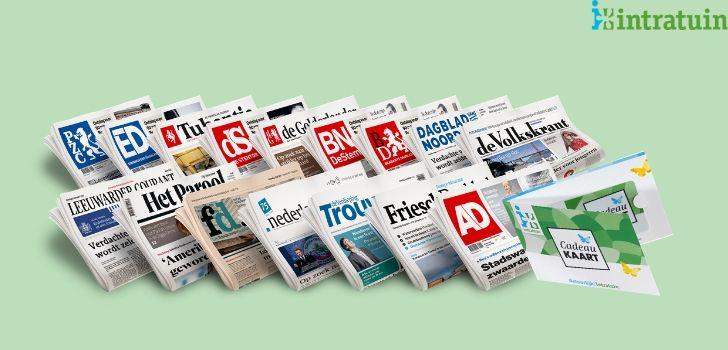 Krantenactie