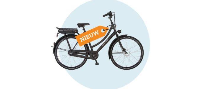 Maak kans op een gloednieuwe e-bike