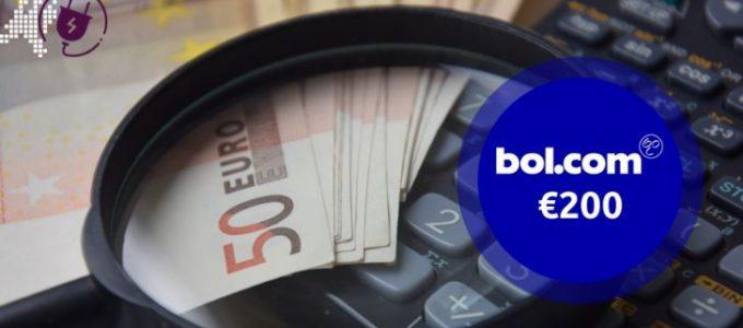 Bespaar tot € 495 + win een bol.com bon t.w.v. € 200