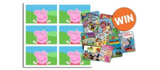 Win een Kidzclub kinderboeken pakket