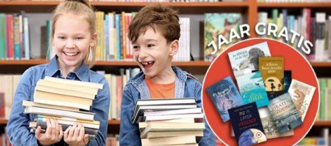 Kinderboekenweek 2020: win 1 jaar gratis kinderboeken