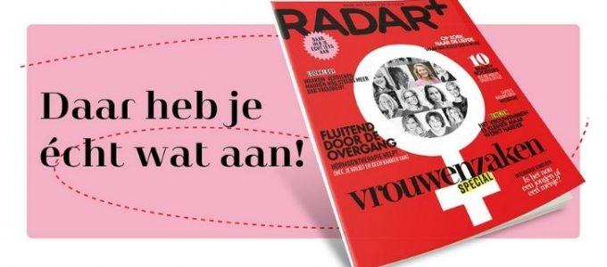 Gratis RADAR+ online
