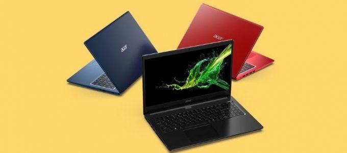 Win een Acer Aspire 3 laptop bij PlusOnline