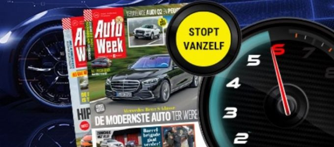 Lees tijdelijk 6 nummers AutoWeek voor € 6