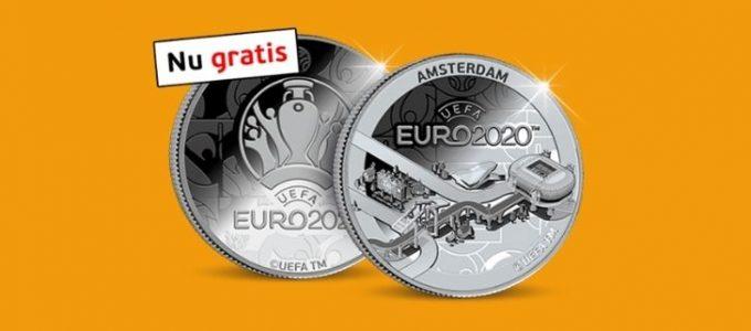 Gratis officiële Nationale EK Uitgifte